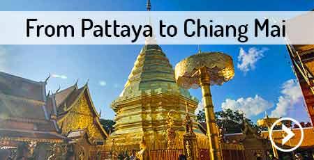 travel-pattaya-to-chiang-mai