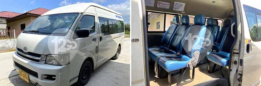 bus-minivan-krabi-to-khao-lak