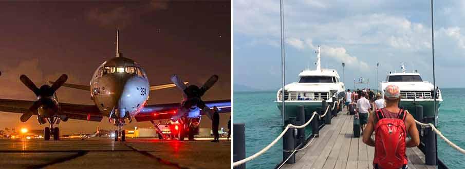 flight-boat-chiang-mai-to-koh-phangan