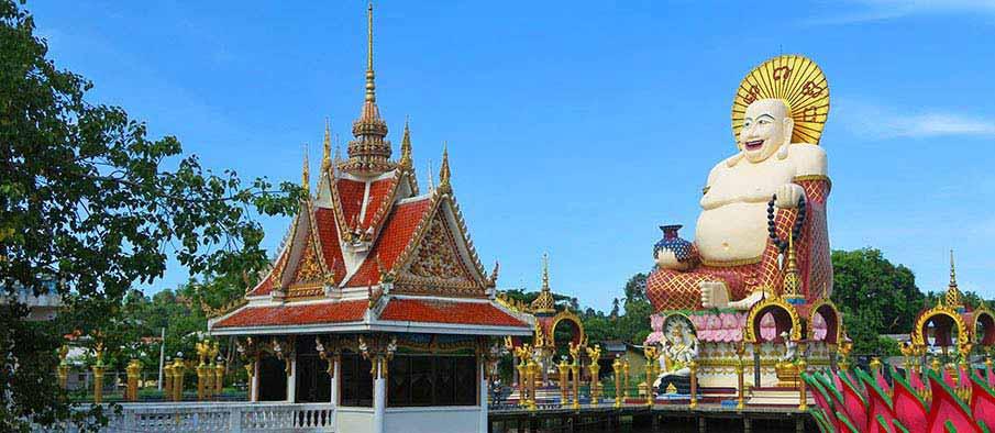 sitting-buddha-koh-samui-thailand