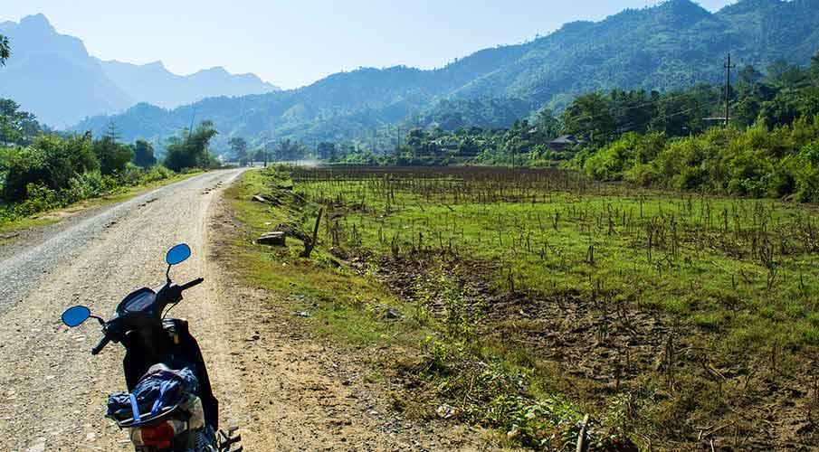 bao-lam-bac-me-road-vietnam
