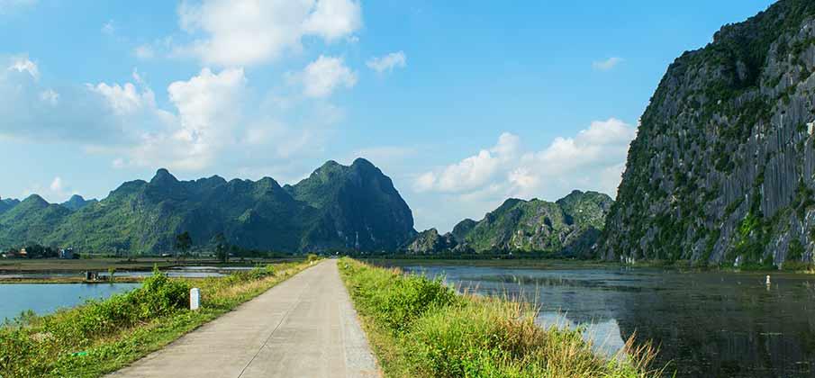 van-long-reserve-ninh-binh-vietnam